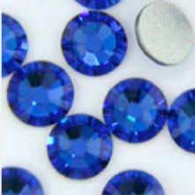 Swarovski 7mm Hot Fix Crystals in 7 Colours
